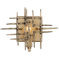 Rogue Decor Company 269B01HG Spike 1 Light 10 inch Havana Gold Bath Vanity Wall Light