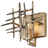 Rogue Decor Company 269B01HG Spike 1 Light 10 inch Havana Gold Bath Vanity Wall Light alternative photo thumbnail