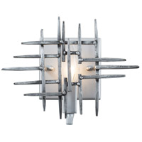 Rogue Decor Company 269B01HS Spike 1 Light 10 inch Havana Steel Bath Vanity Wall Light