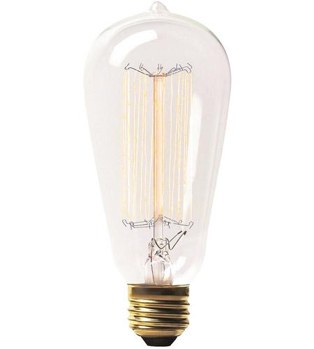 Renwil Lb001 3 Lb001 Retro Incandescent Type B E26 60 Watt Light