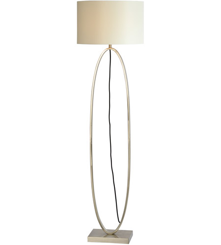 Renwil LPF3059 Willow 59 inch 100 watt Satin Nickel Floor Lamp Portable Light LPF3059_Angle.jpg