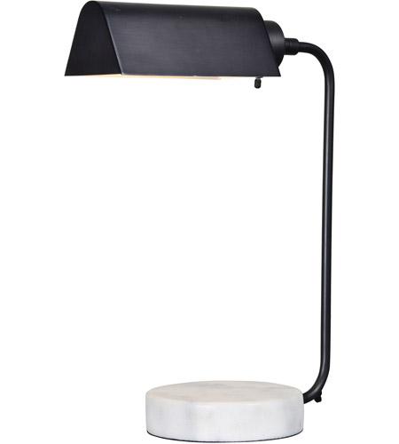 Renwil Lpt700 Jasper 19 Inch 40 Watt Dark Grey Table Lamp