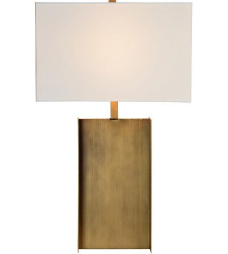 Renwil Lpt952 Acker 26 Inch 100 Watt Brushed Bronze Table Lamp