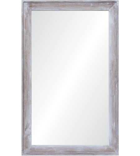 Renwil Mt1859 Madison 48 X 30 Inch Handpainted Wood Wall Mirror Photo