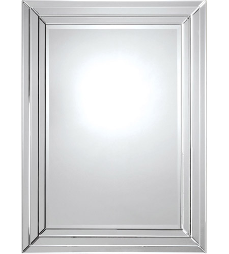 Renwil mt920 bryse 48 x 36 inch wall mirror home decor for Mirror 48 x 36