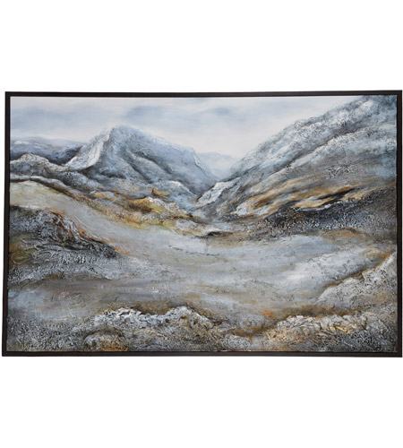 Renwil OL1490 Winter Ridge Matte Wall Art