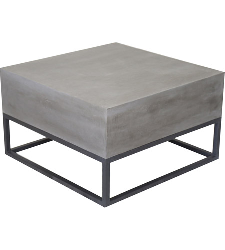 30 X 30 Square Coffee Table.Renwil Ta204 Valence 30 X 18 Inch Cement And Antique Black Coffee Table Large