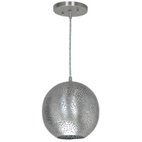 Manna 1 Light 8 inch Pewter Pendant Ceiling Light