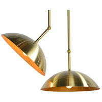 Renwil LPC4106 Weald 2 Light 20 inch Gold Pendant Ceiling Light LPC4106_detail.jpg thumb