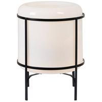 Renwil LPT852 Finley 15 inch 60 watt Matte Black Table Lamp Portable Light Small