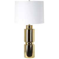 Renwil LPT865 Palmi 32 inch 100 watt Gold Table Lamp Portable Light Medium
