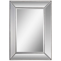 Renwil MT1121 Whitney 46 X 34 inch Silver Leaf Wall Mirror thumb