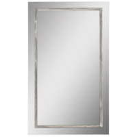 Stanton 40 X 24 inch Satin Nickel Mirror Home Decor