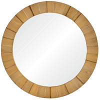 Preston 30 X 30 inch Ash Veneer Mirror Home Decor