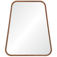 Brinton 40 X 34 inch Paper Veener Mirror Home Decor