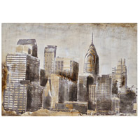 Old New York Canvas