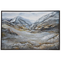 Renwil OL1490 Winter Ridge Matte Wall Art thumb