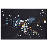 Renwil OL1660 Otto 60 X 40 inch Painting, Large