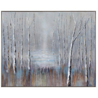 Renwil OL1705 Ash 40 X 32 inch Painting, Large