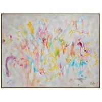 Renwil OL1793 Lilly 48 X 36 inch Oil Painting, Large
