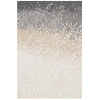 Alberto 86 X 62 inch Beige and Grey Indoor Area Rug