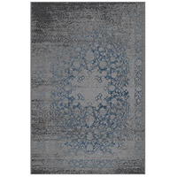 Renwil RAZU-13395-810 Azure Grey and Blue Rug