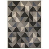 Renwil RAZU-15390-810 Azure 116 X 93 inch Grey with Blue Indoor Area Rug