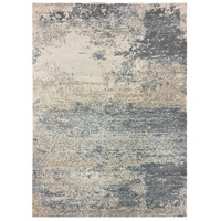 Azure 86 X 62 inch Beige and Grey Indoor Area Rug