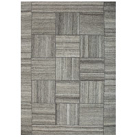 Patchwork Light Beige and Beige Rug