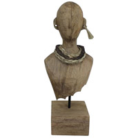 Renwil STA605 Destra 18 X 5 inch Sculpture, Small