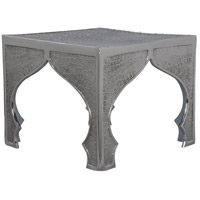 Renwil TA108 Odisha 13 inch Nickel Accent Table Home Decor