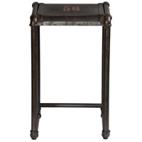 Treme 14 inch Powder Coated Accent Table Home Decor