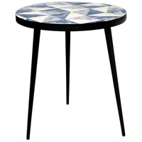 Lancaster 18 inch Natural with Black Accent Table Home Decor