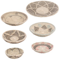 Elmina 18 X 18 inch Baskets, Small, Set of 7