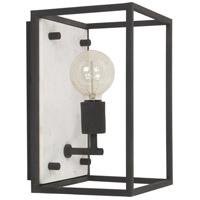 Renwil WS031 Bruington 1 Light 8 inch Black Wall Sconce Wall Light Small