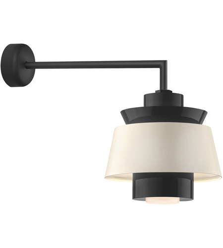 Light Visions Black Wall Sconces