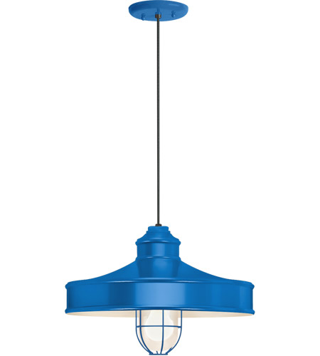 Troy RLM Lighting Glass Pendants