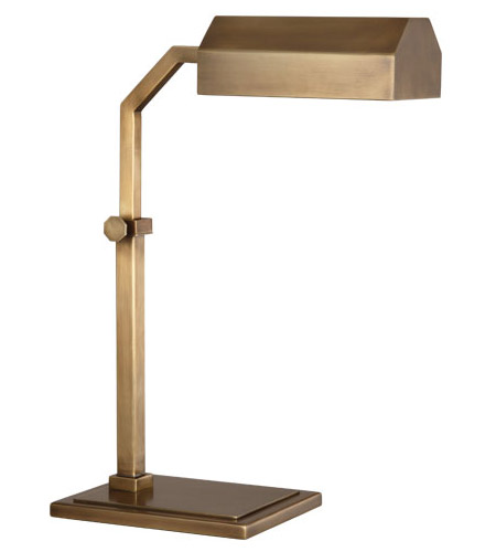 Robert abbey 1510 jackson 17 inch 100 watt aged brass for 100 watt table lamps