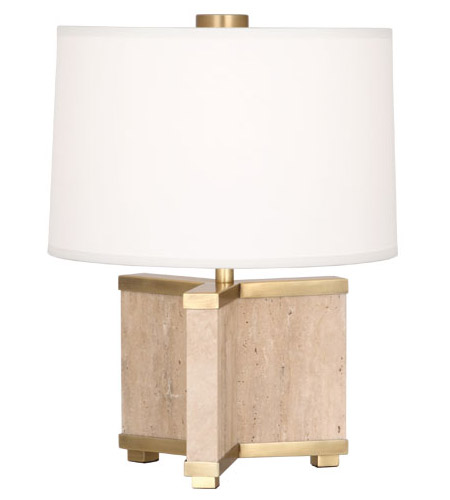 Robert abbey 1515 fineas 15 inch 60 watt travertine table lamp robert abbey 1515 fineas 15 inch 60 watt travertine table lamp portable light mozeypictures