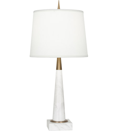 Robert Abbey Warm Brass Table Lamps