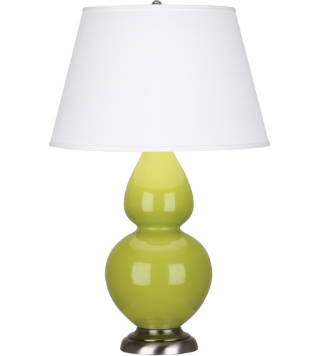 Apple Ceramic Double Gourd Table Lamps