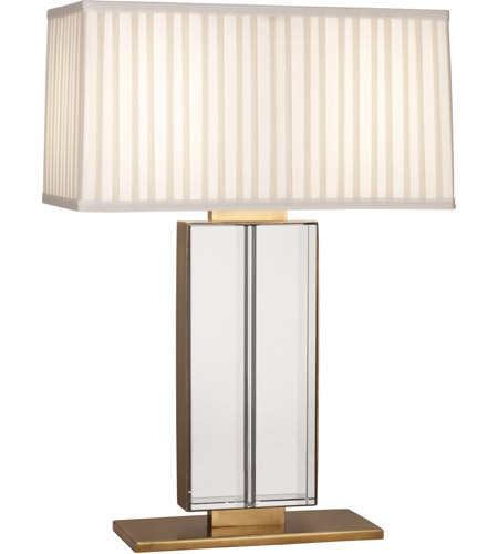 Aged Ivory Table Lamps