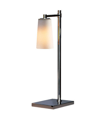 Rico Espinet Nina 20 Inch 60 Watt Polished Nickel Table Lamp Portable Light