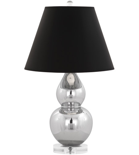 Silver Glaze Table Lamps