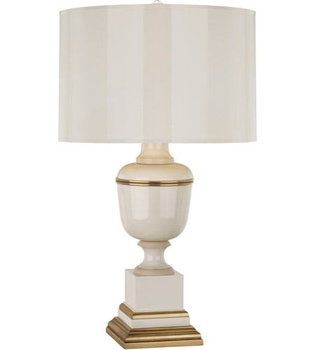 Ivory Crackle Table Lamps