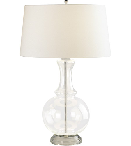 Glass Abbey Table Lamps