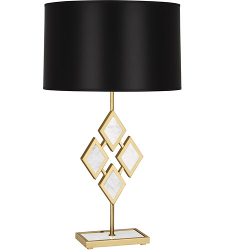 White Black / Brass Table Lamps