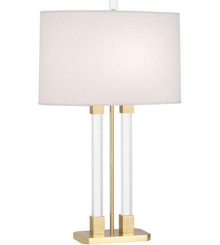 Robert Abbey Plexus Table Lamps