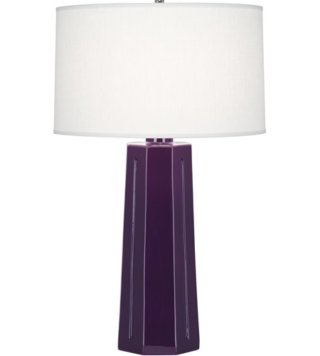 Amethyst Table Lamps