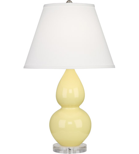 Butter Small Double Gourd Table Lamps